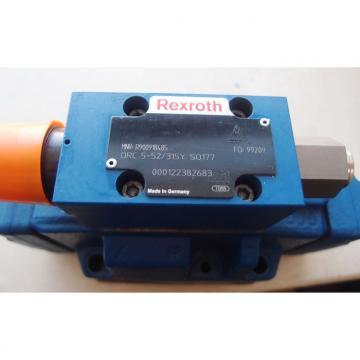 REXROTH DR 10-5-5X/50YM R900598359 Pressure reducing valve